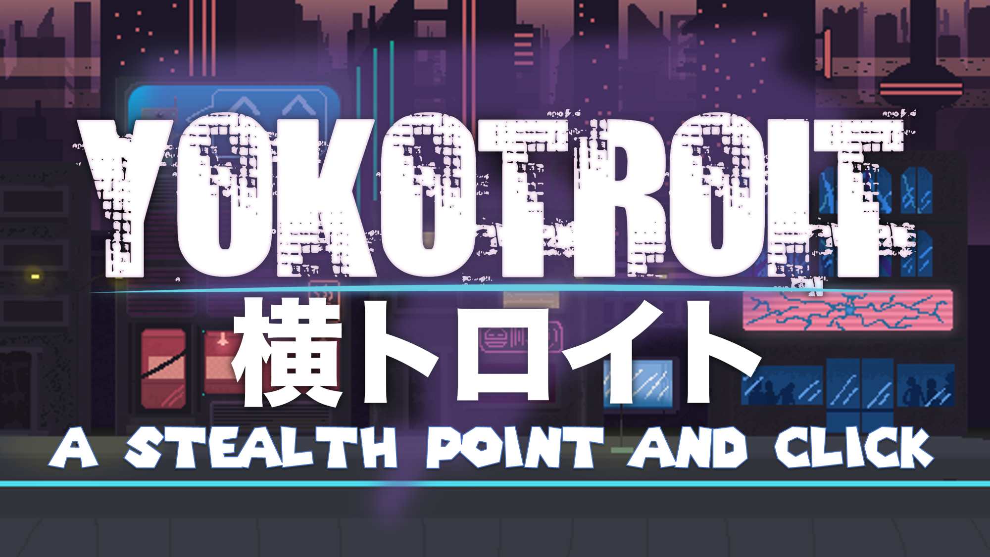 Yokotroit- A Stealth Point and Click