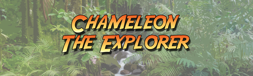 Chameleon The Explorer
