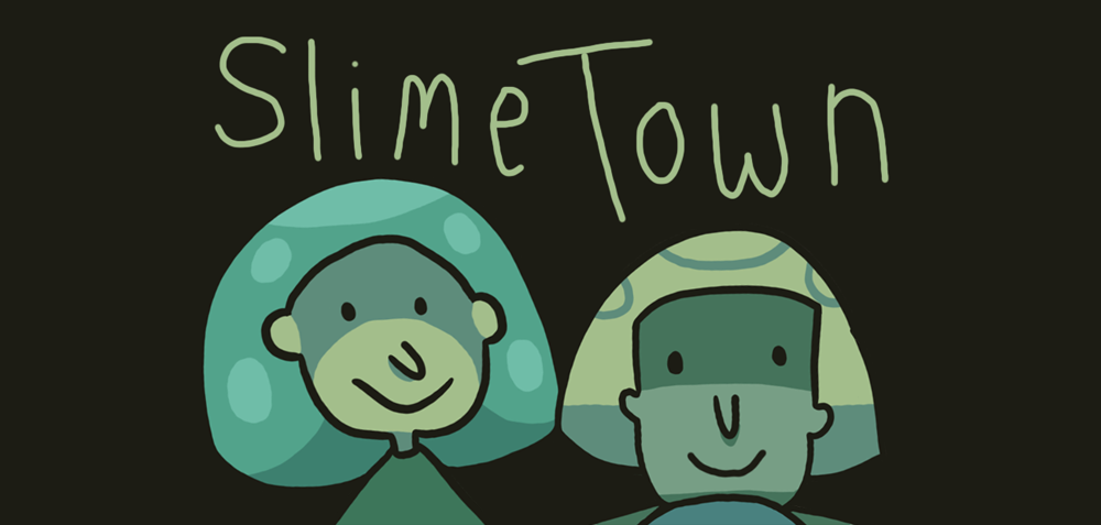 my new game slime town