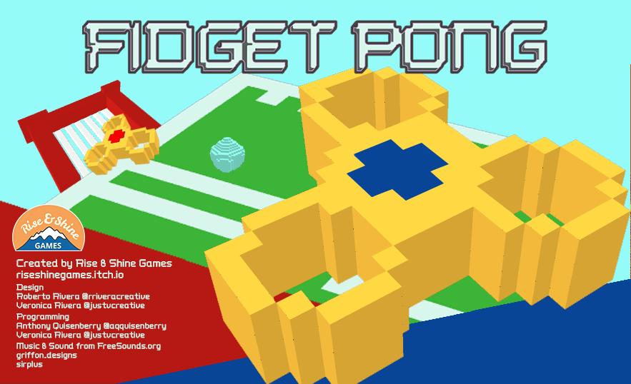 Fidget Pong
