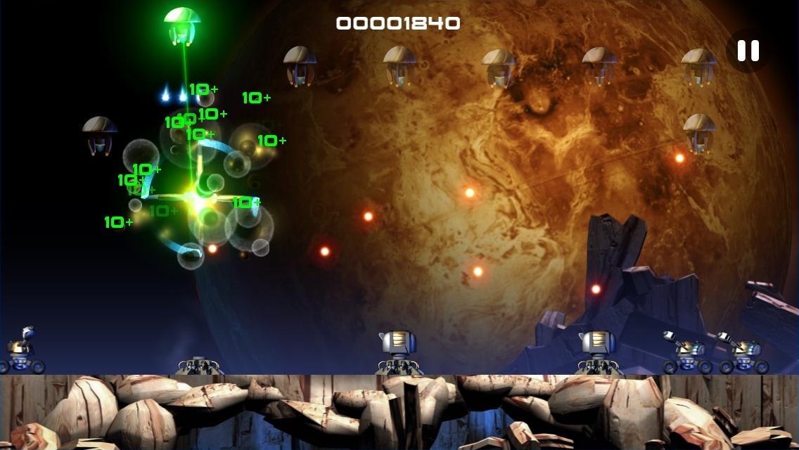 Revengestar screenshot