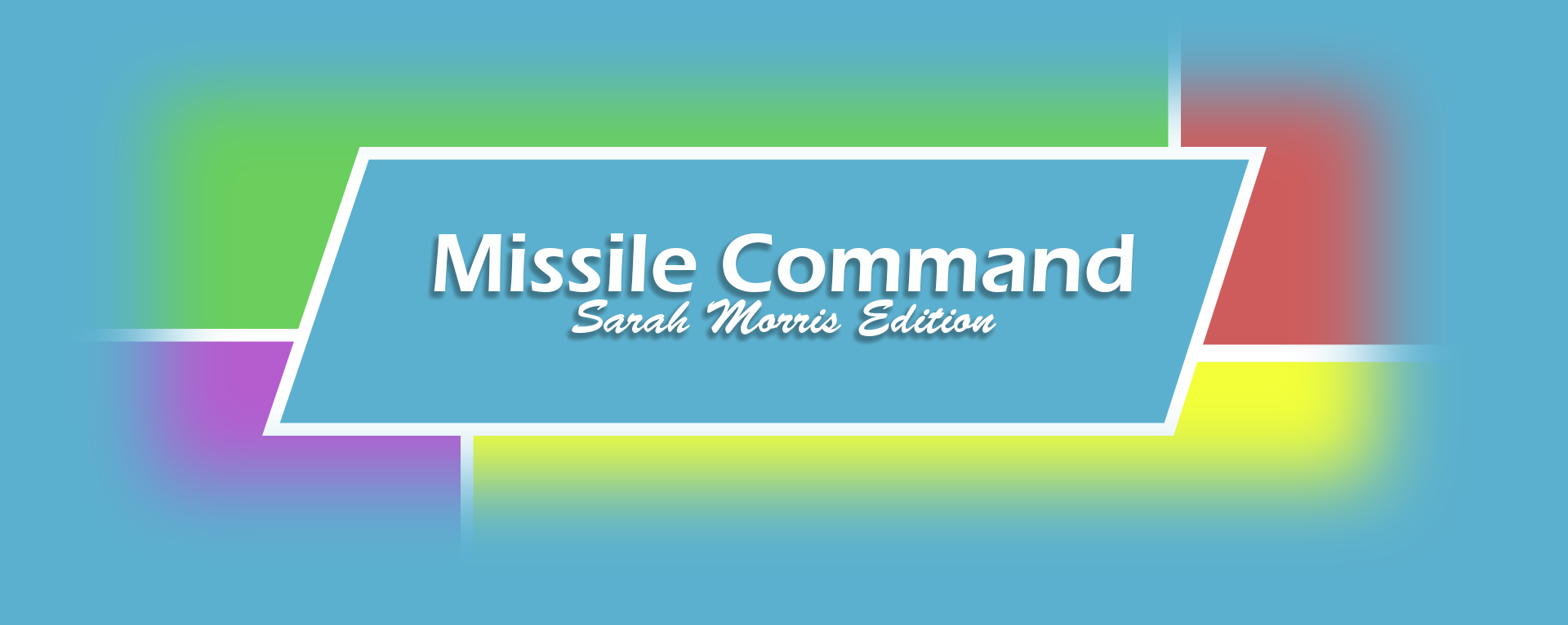 Missile Command: Sarah Morris Edition