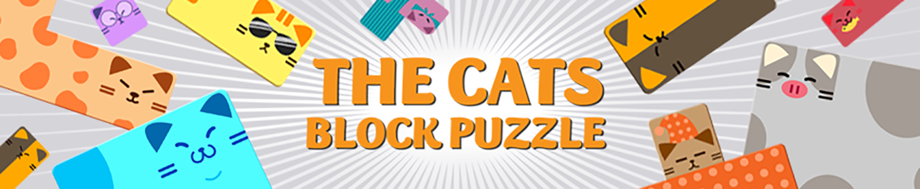 Free the cats Block Puzzle