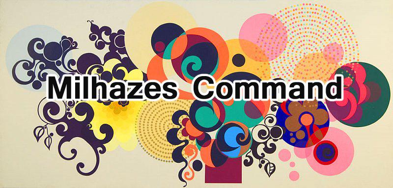 Milhazes Command