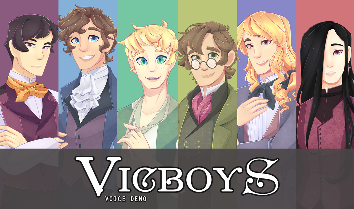 Vicboys - Voice Demo