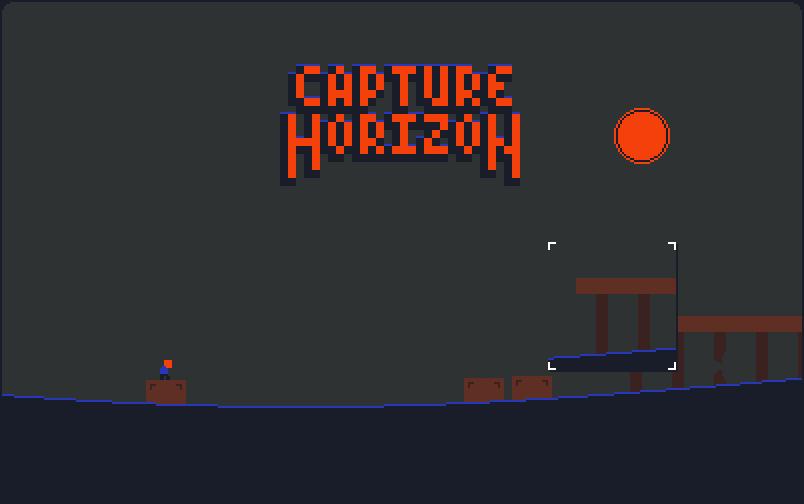 Capture Horizon
