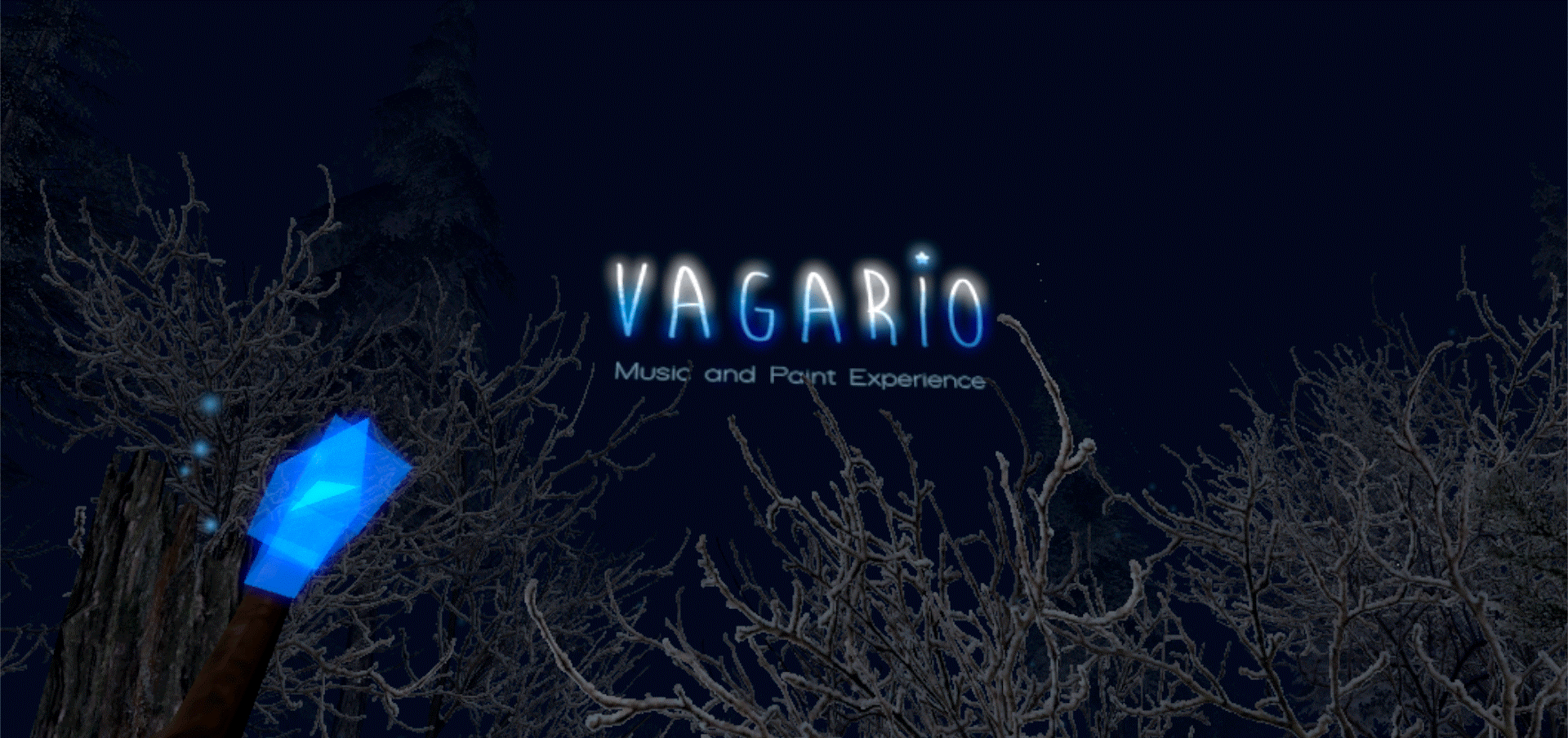 Vagario: Music and Paint Experience