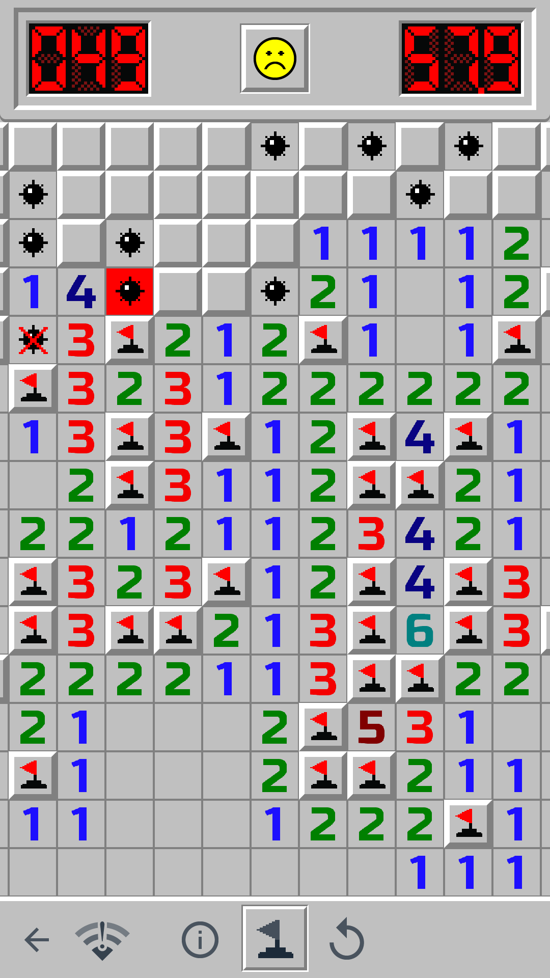 Minesweeper GO by evolvegames
