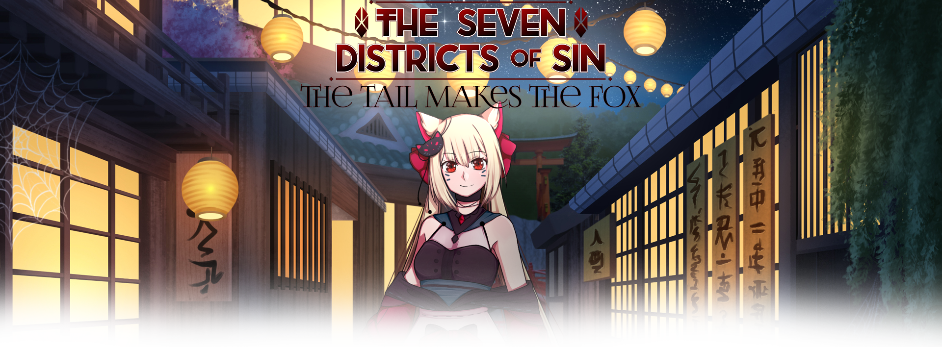 [EN/ESP] The Tail Makes the Fox - Episode 1