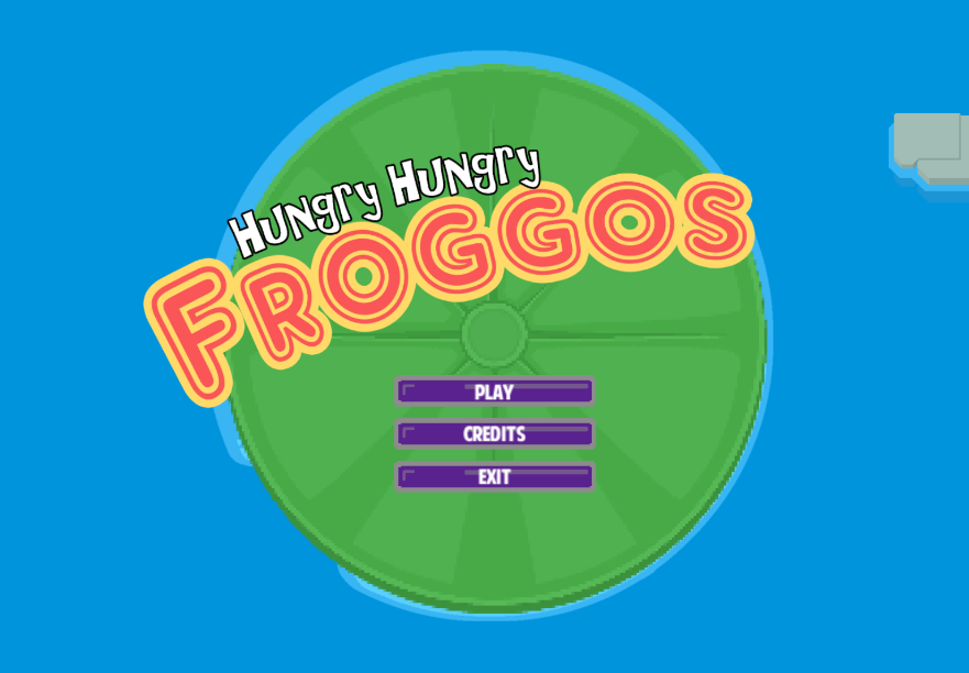 Hungry Hungry Froggos