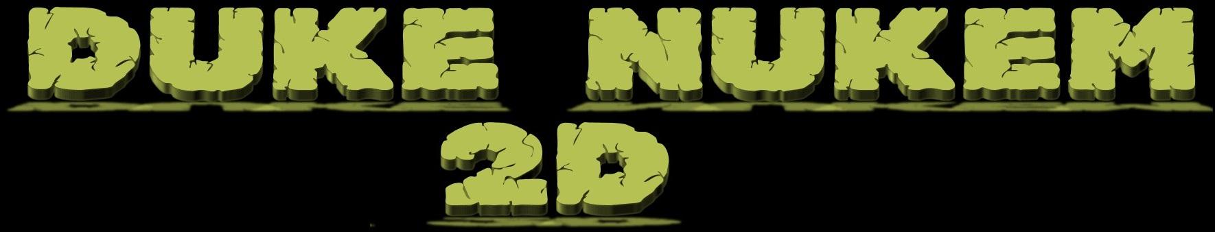 Duke Nukum 2D (First Game Remake)