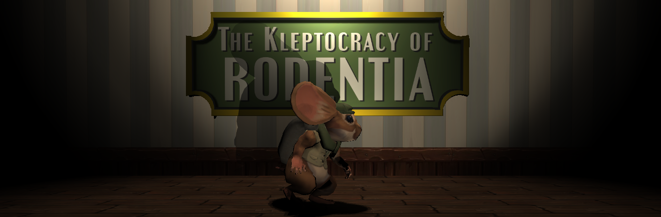 The Kleptocracy of Rodentia