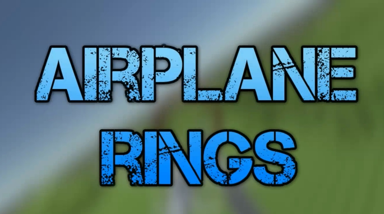 Airplane Rings