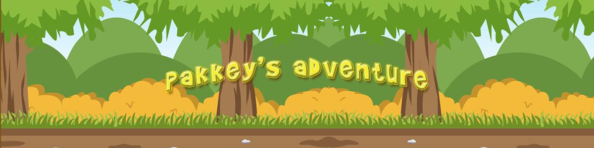 pakkey's adventure