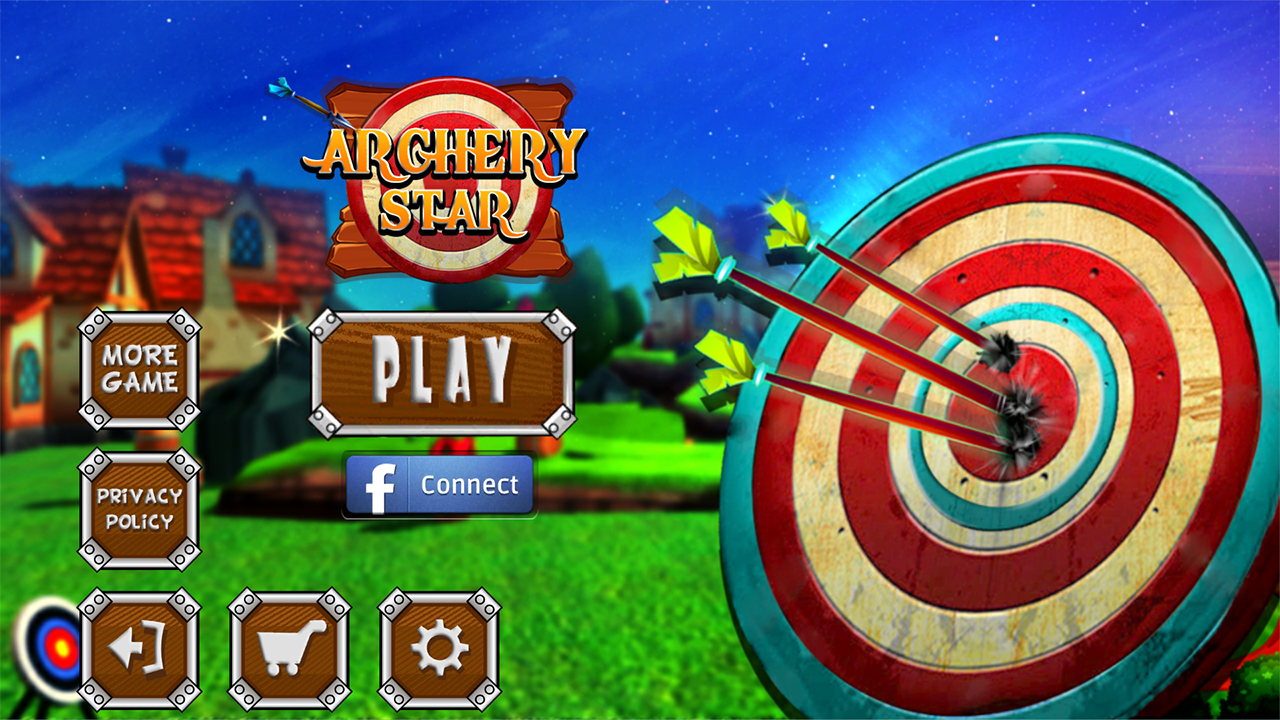Archery Star : Free Shooting Games by wordmobifun