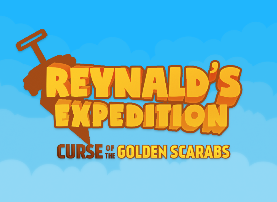 Reynald's Expedition: Curse Of The Golden Scarabs