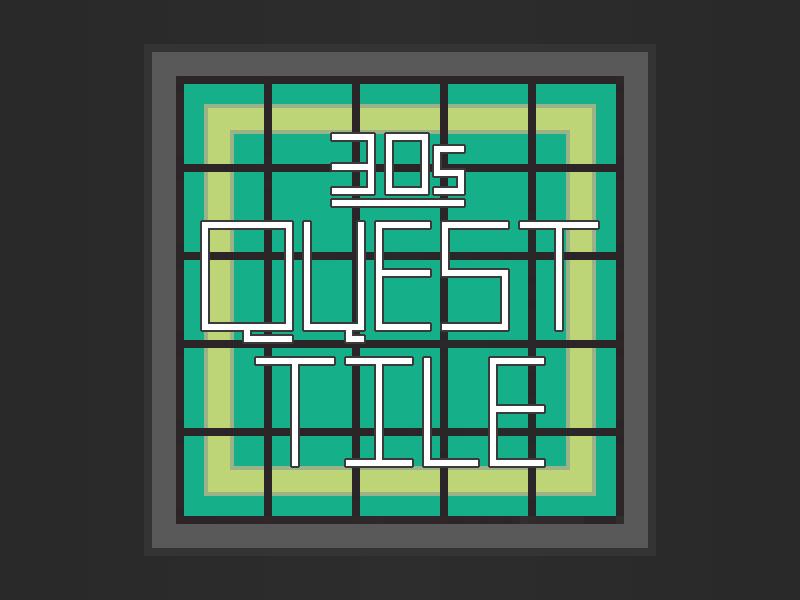 30s Quest Tile