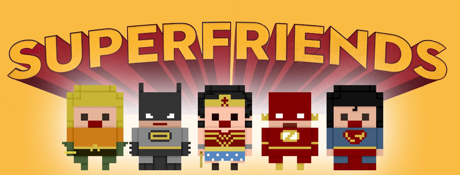 SuperFriends Voxel