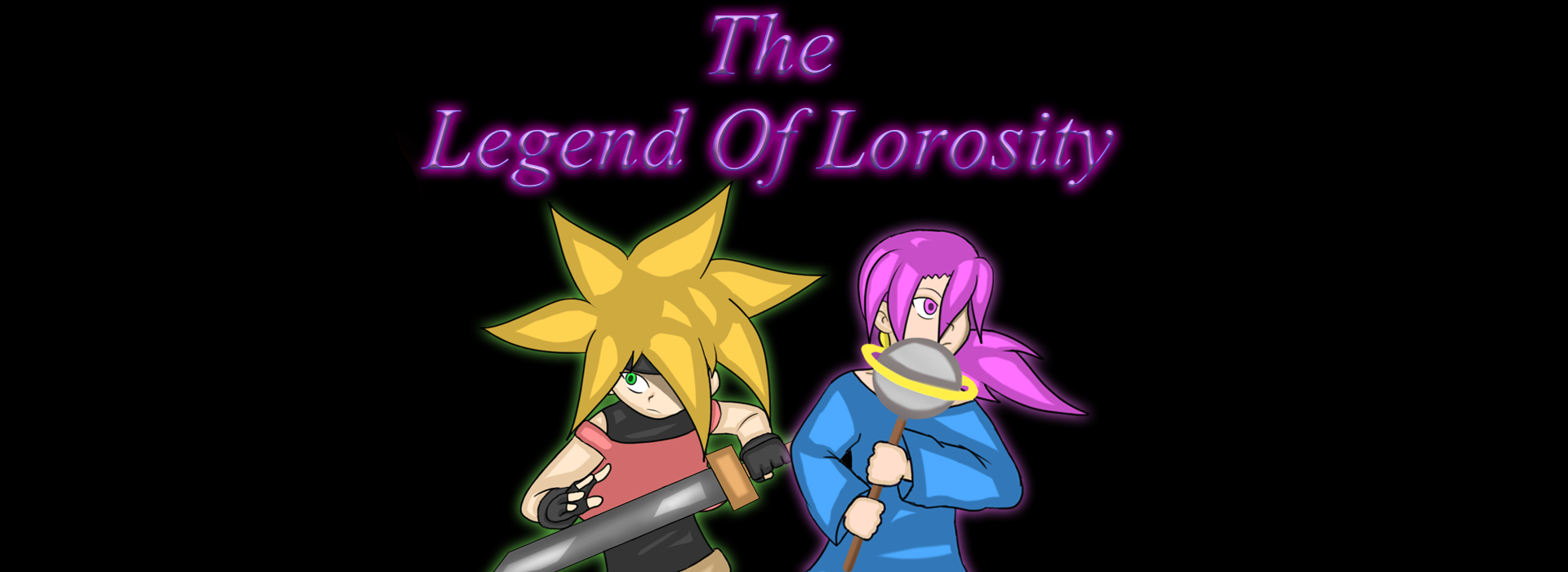 The Legend Of Lorosity Alpha Demo
