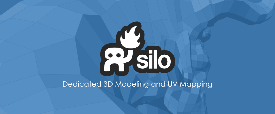 Silo 3D Modeling and UV Mapping