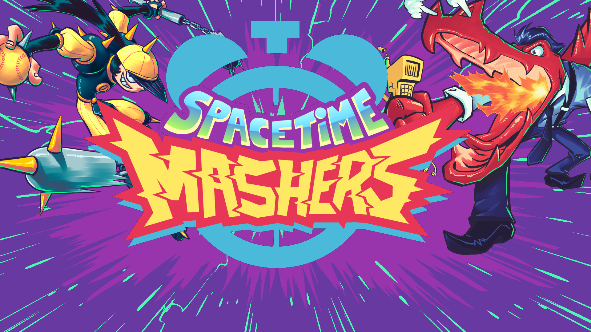 SpaceTime Mashers
