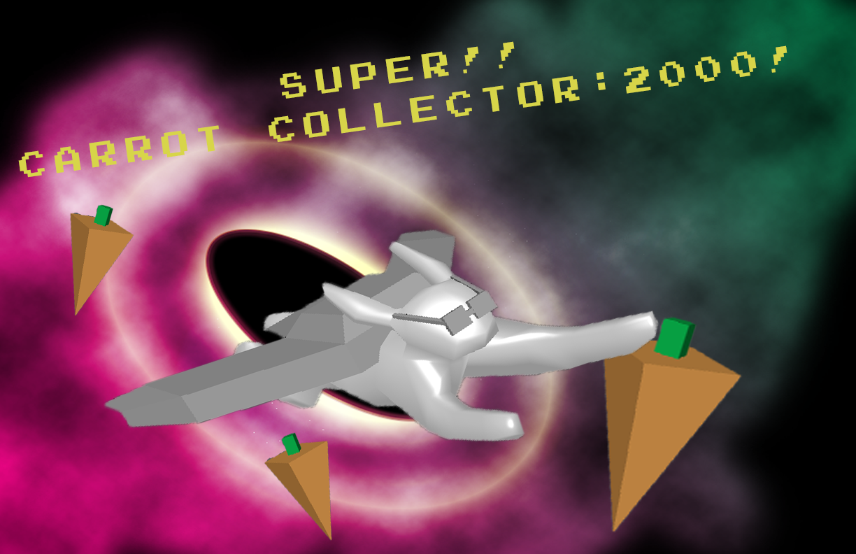 Super!! Carrot Collector: 2000