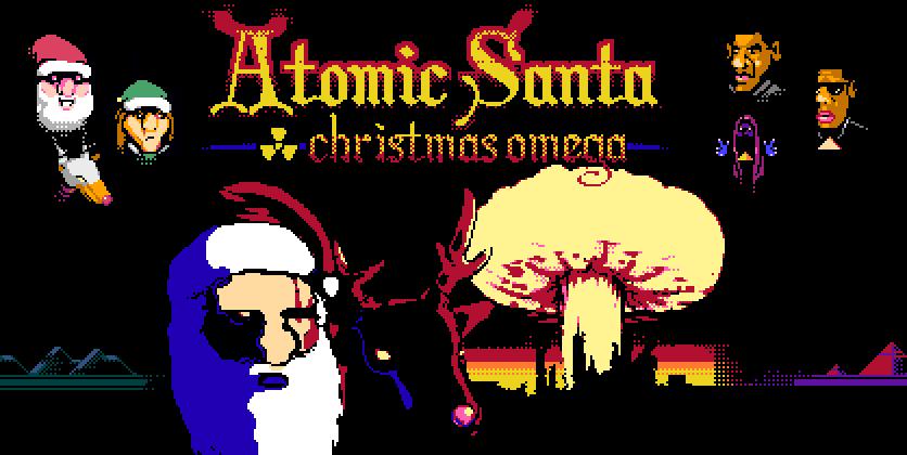 Atomic Santa: Christmas Omega [OST Included]