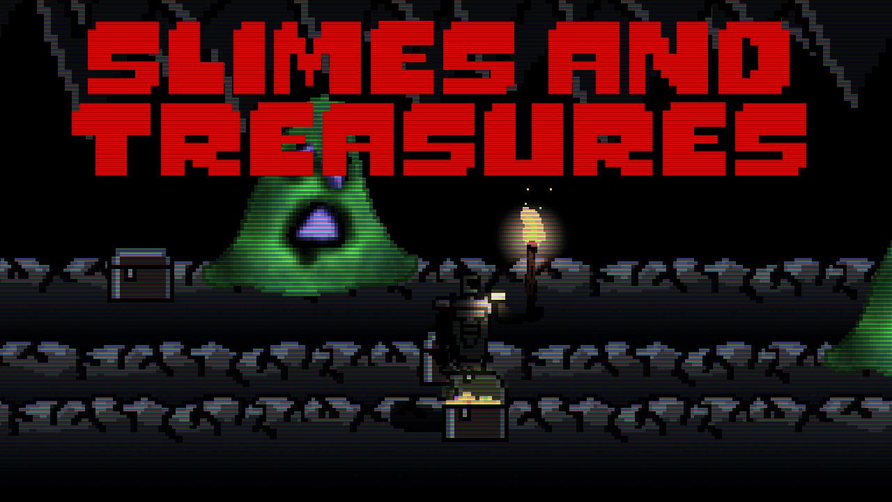 Slimes & Treasures