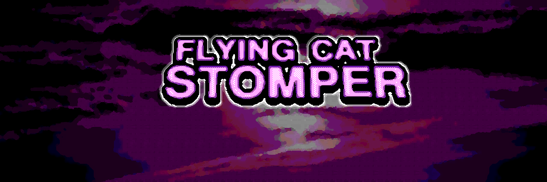Flying Cat Stomper