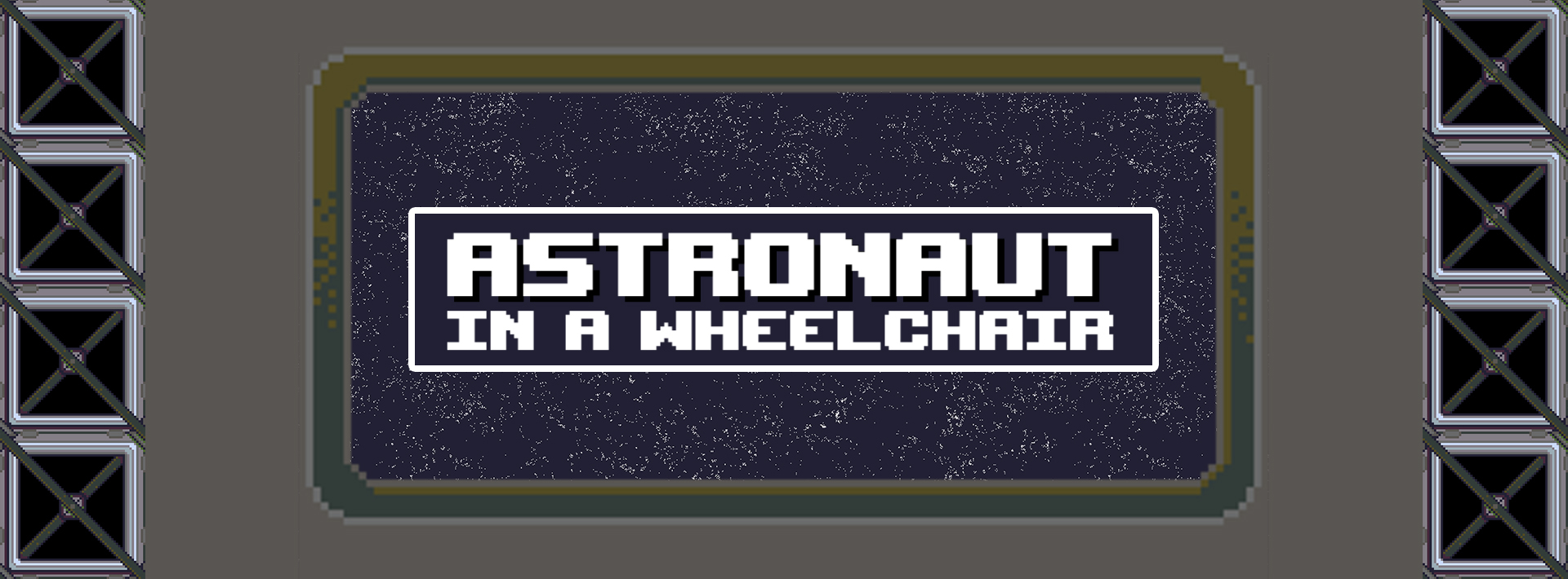 Astronaut in a Wheelchair