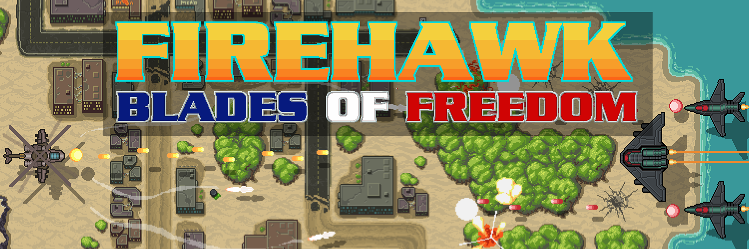 Firehawk: Blades of Freedom
