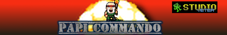 Papi Commando - 100% Free Version PC !