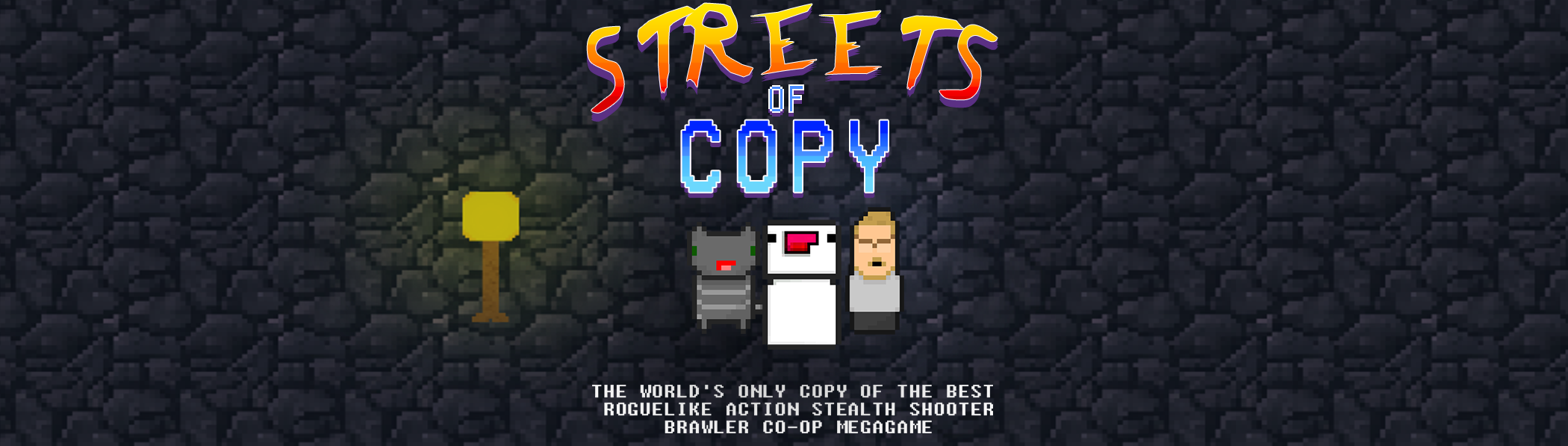 Streets Of Copy - Construct 2 Engine