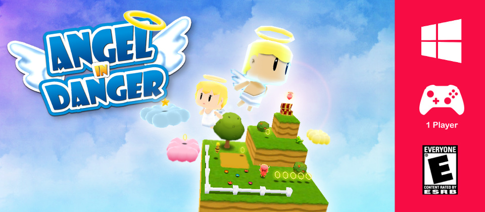 Angel in Danger - 3D Platformer