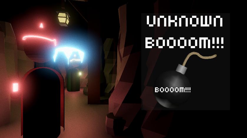 Unknown BOOOM!!!