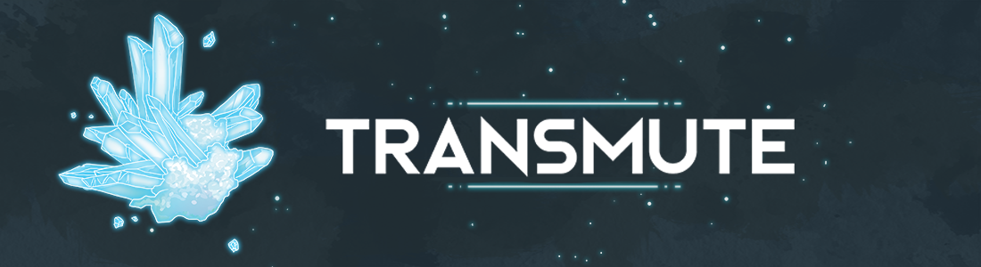 Transmute - (US) Physical Version