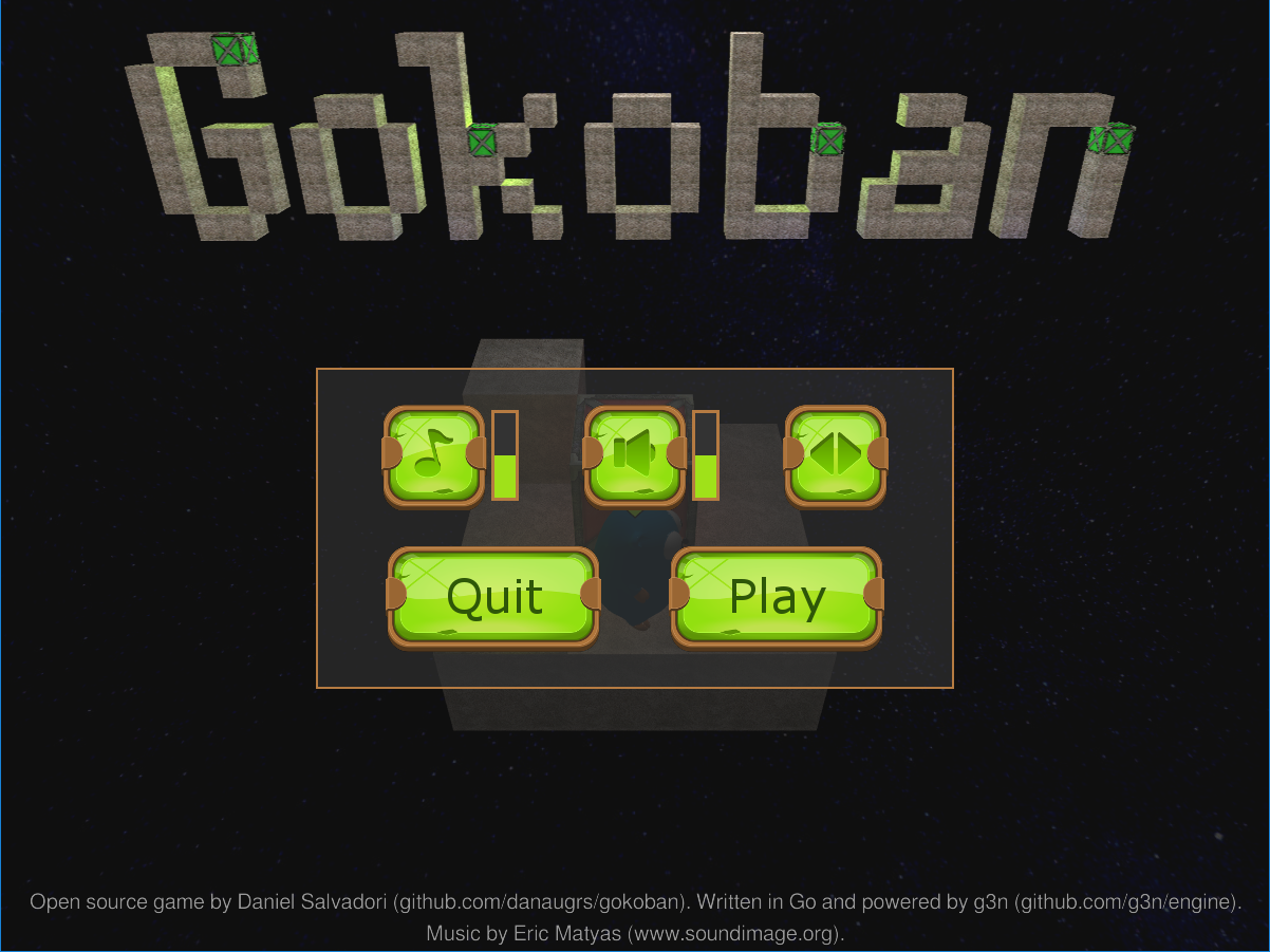 Gokoban by dars for (Golang) Gopher Game Jam - itch io