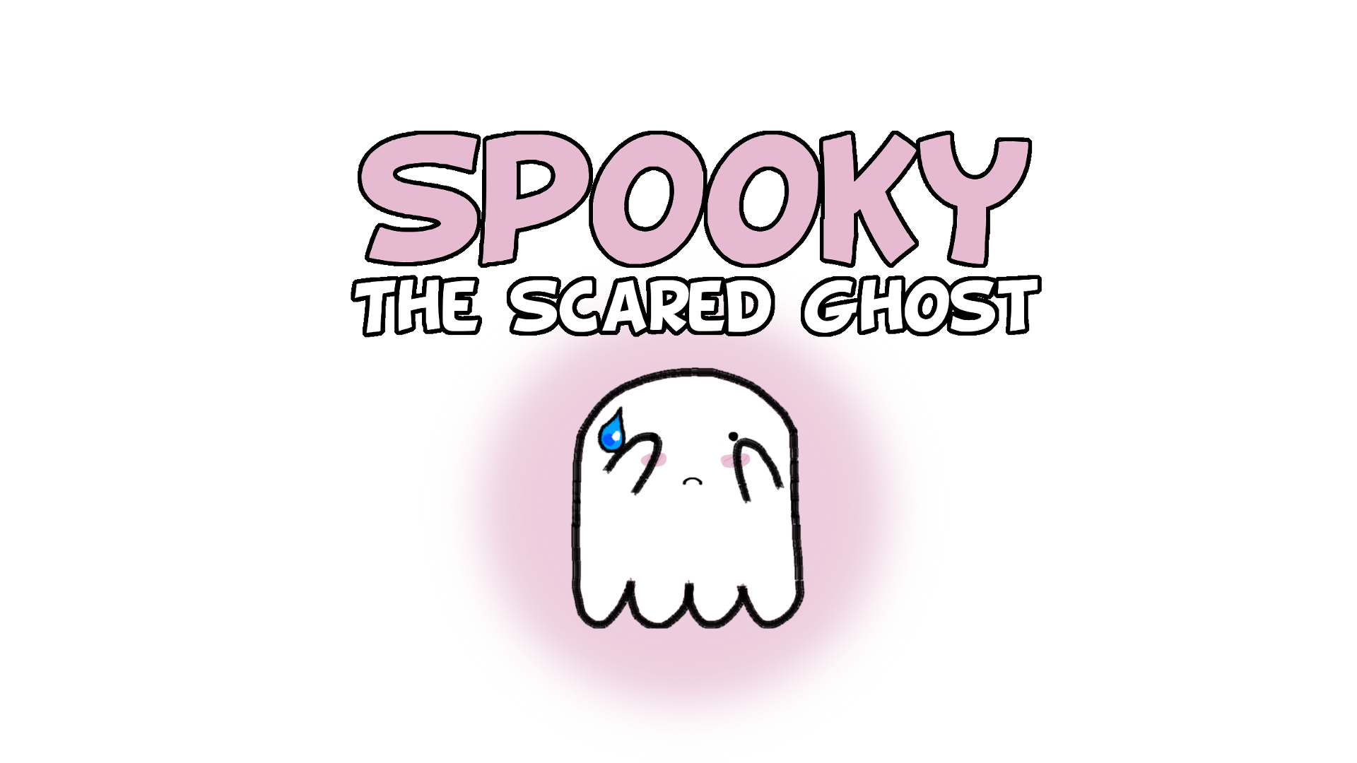 Spooky the Scared Ghost