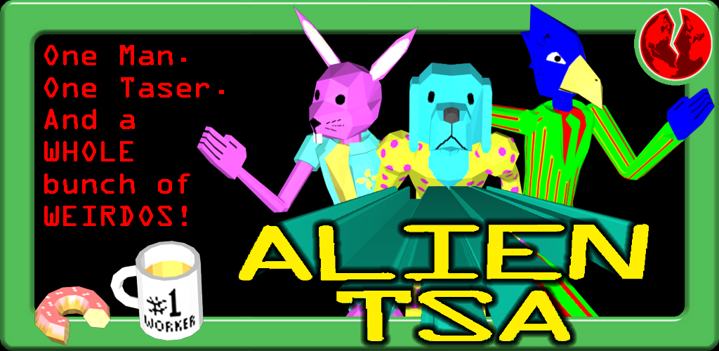 Alien TSA VR