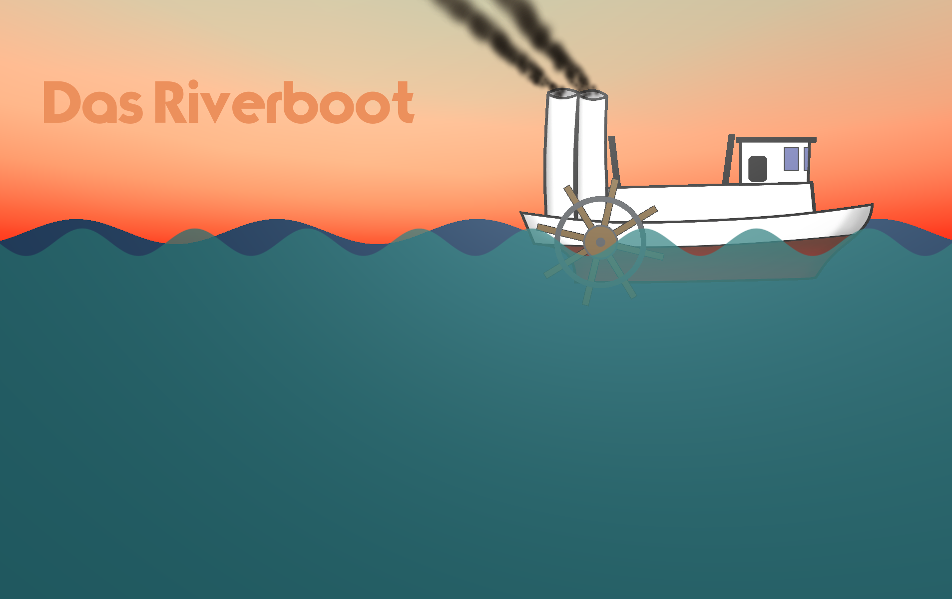 Das Riverboot