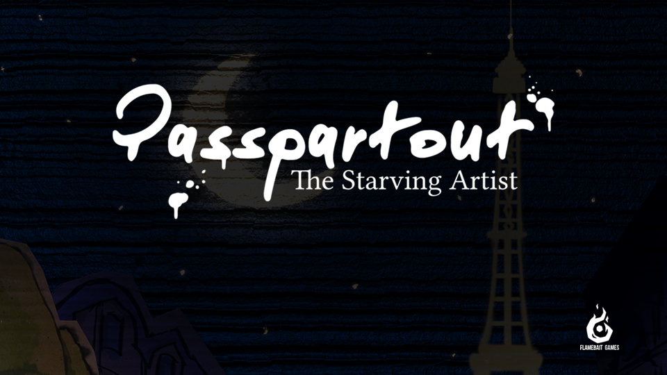 Passpartout - The Starving Artist