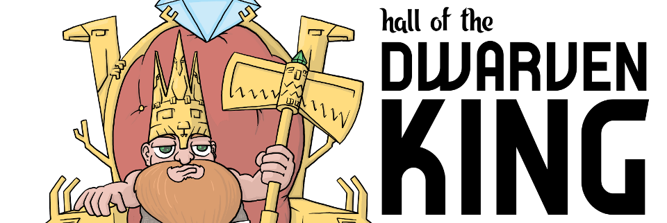 Hall of the Dwarven King