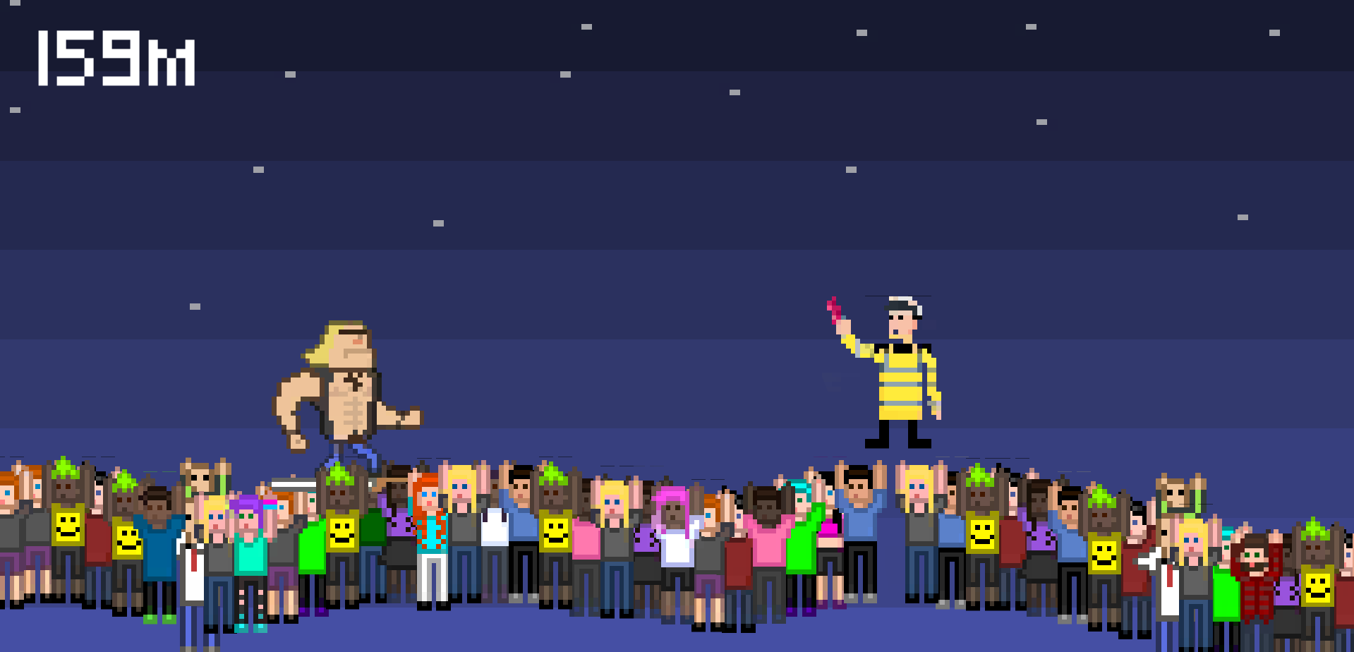 Crowd Control Games -