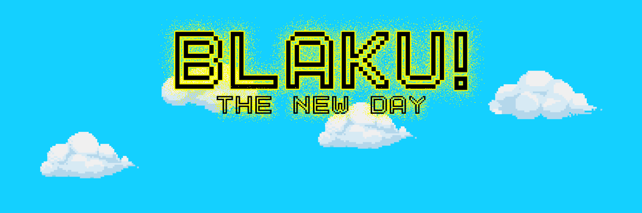 Blaku - The new Day