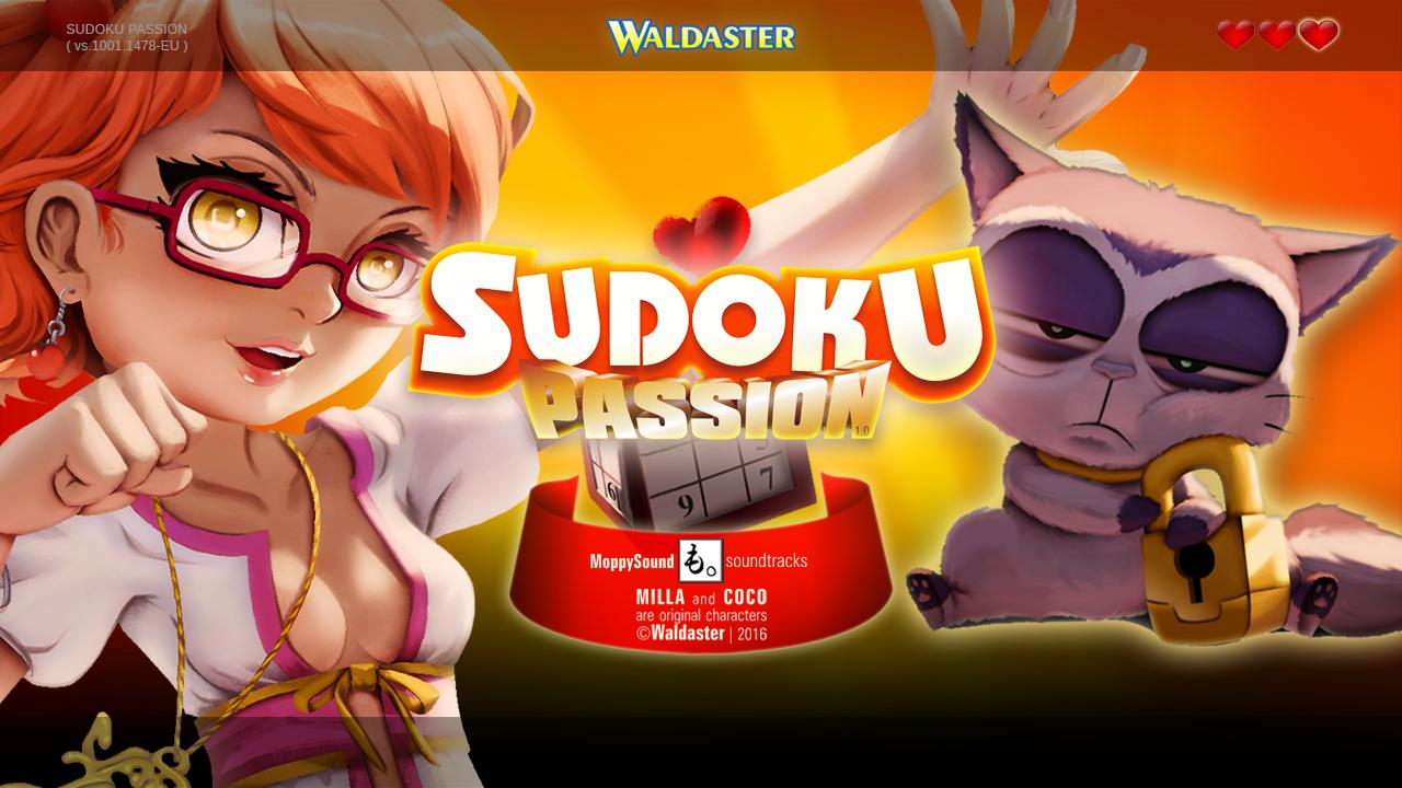 Sudoku Passion