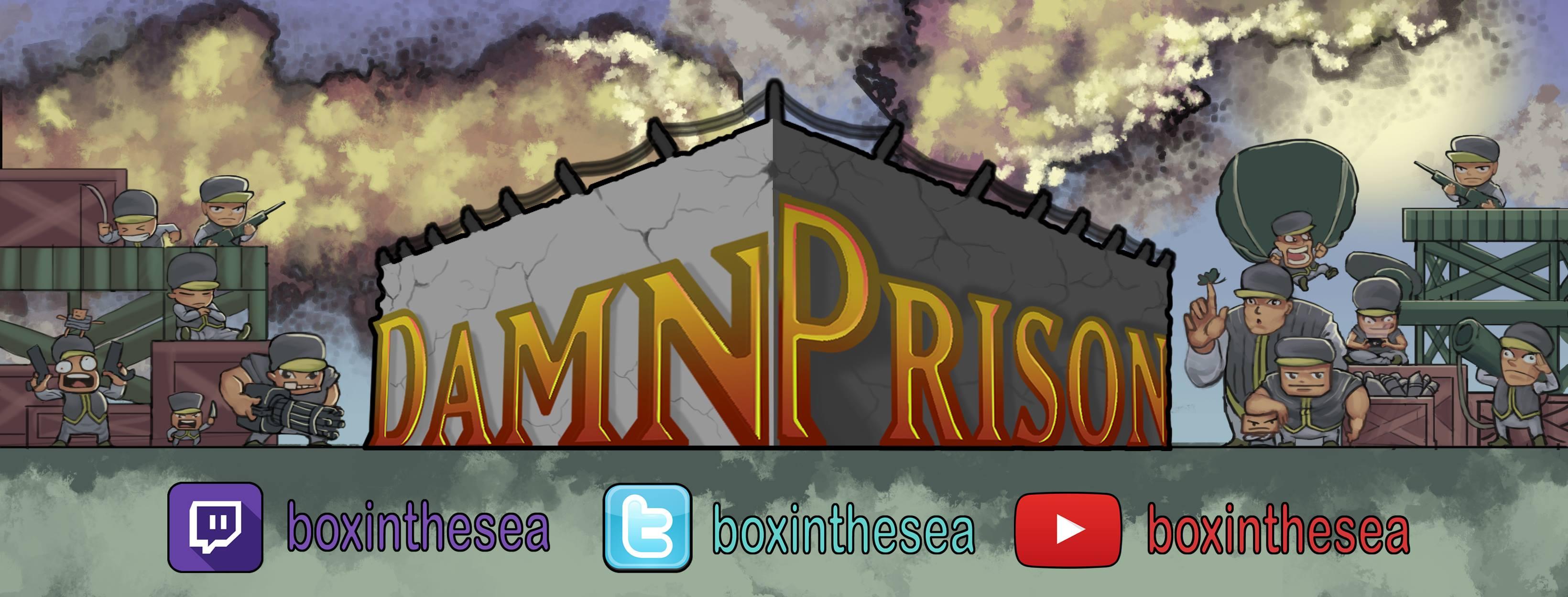 DAMN PRISON