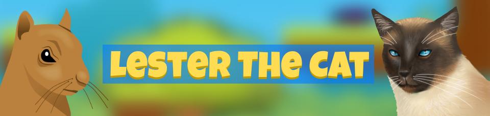 Lester The Cat - A Platformer Adventure