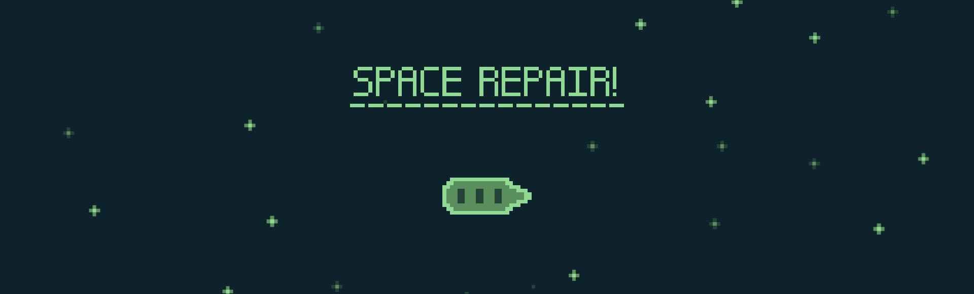Space Repair!