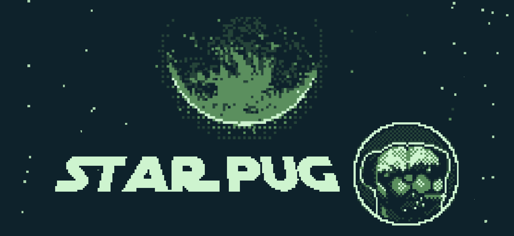 StarPug : Space dogs II