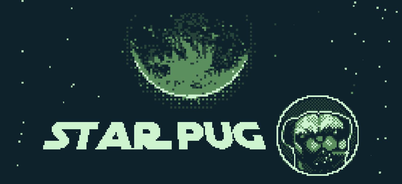 StarPug : Space dogs II